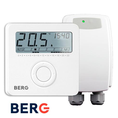 Автоматика для систем отопления BERG