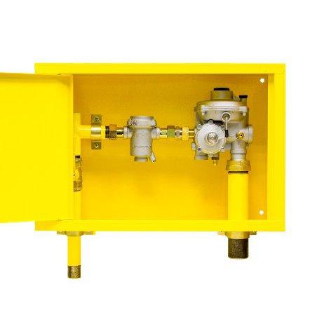 Новая модель ГРПШ Охта с фильтром-конденсатосборником